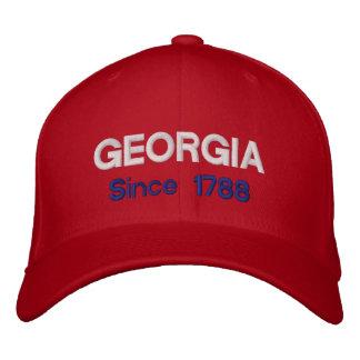 Casquette de la Géorgie depuis 1788