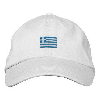 Casquette de la Grèce - ΕΛΛΑΣ ! Casquettes De Baseball Brodées