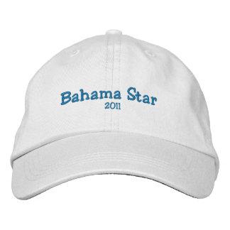 Casquette de l'étoile 2011 de Bahama