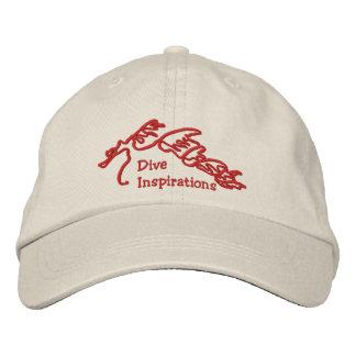Casquette de logo de dragon de mer d'inspirations