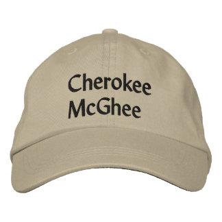 Casquette de lumière de CherokeeMcGhee