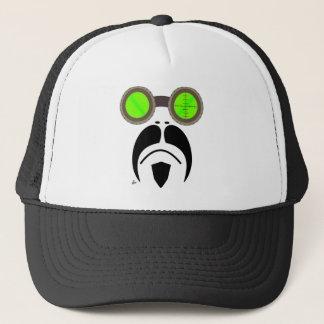 casquette de lunettes de soudure de moustache