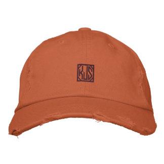 Casquette de monogramme - ajoutez vos propres casquette de baseball