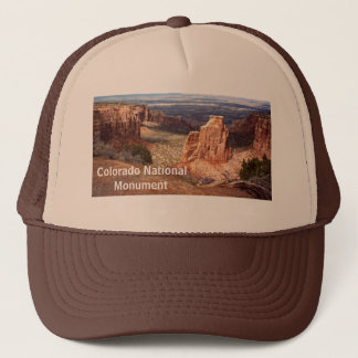 Casquette de monument national du Colorado