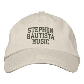 Casquette de musique de Stephen Bautista