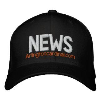casquette de NOUVELLES d'Arlingtoncardinal.com