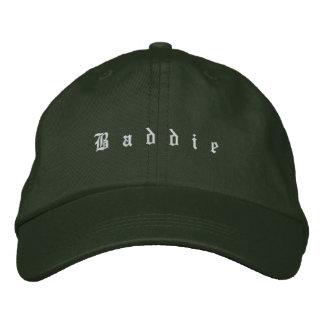Casquette de papa de méchant chapeaux brodés