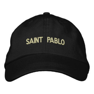 Casquette de papa de Pablo de saint