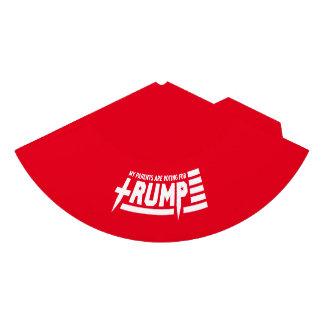 Casquette de partie de MPAVFT (rouge) Chapeaux De Fètes