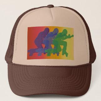 casquette de patineur de hip hop