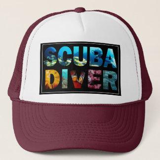 casquette de plongeur autonome