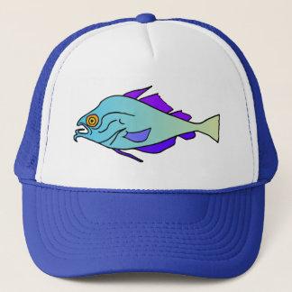 Casquette de poissons