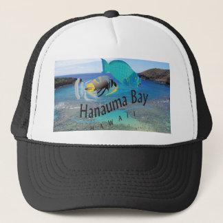 Casquette de poissons de déclencheur d'Hawaï