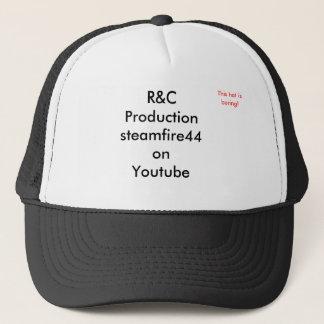 Casquette de production de R&C