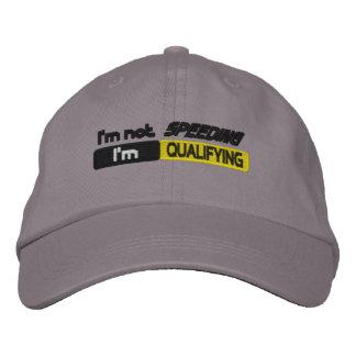 Casquette de qualification