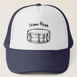 Casquette de Rawk de tambours