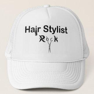 casquette de roche de coiffeur