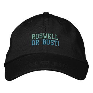 Casquette de ROSWELL