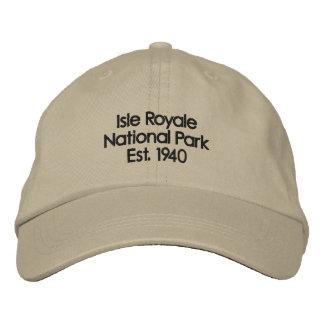 Casquette de Royale d'île