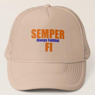 Casquette de Semper fi