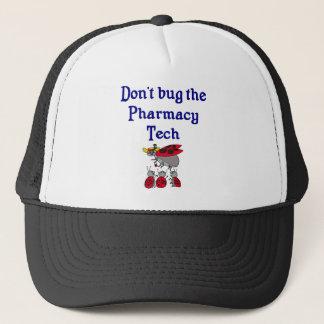 Casquette de technologie de pharmacie