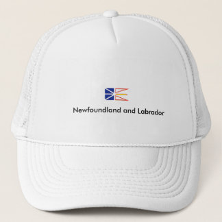 Casquette de Terre-Neuve et de Labrador