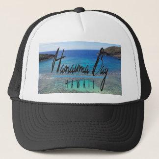 Casquette de Tuckers de baie d'Hawaï Hanauma