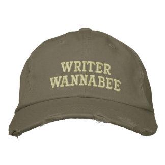 Casquette de Wannabee d'auteur