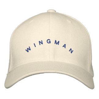 Casquette de Wingman Casquettes De Baseball Brodées