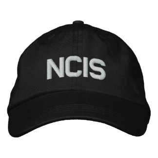 Casquette d'émission de TV de NCIS