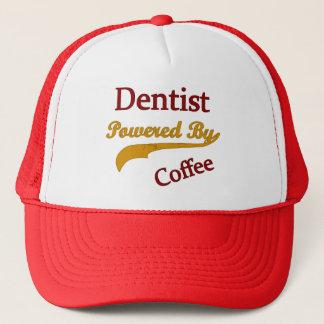 Casquette Dentiste actionné par le café