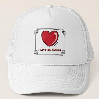 Casquette Dentiste - amour d'I mon