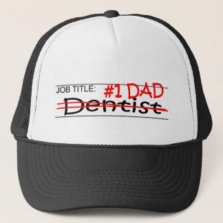 Casquette Dentiste de papa du travail