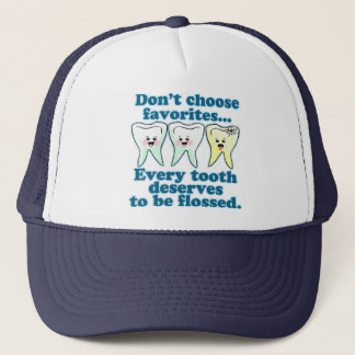 Casquette Dentiste drôle