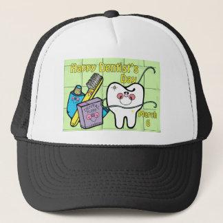 Casquette Dentiste jour 6 mars
