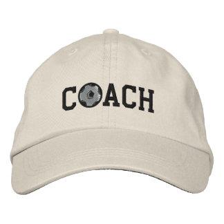 Casquette d'entraîneur du football
