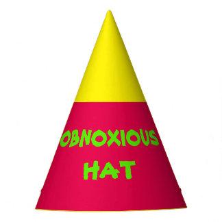 Casquette désagréable chapeaux de fètes