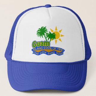 Casquette d'état d'esprit de la Guam - choisissez