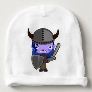 Casquette d'hiver de guerrière de fille de bande bonnet pour bébé