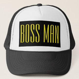 Casquette d'homme de patron