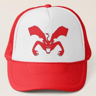 Casquette Diable rouge