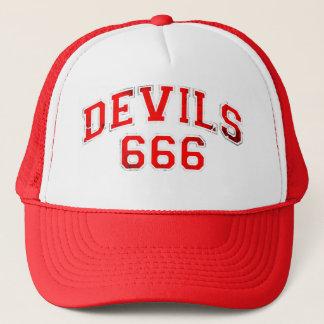 Casquette Diables 666