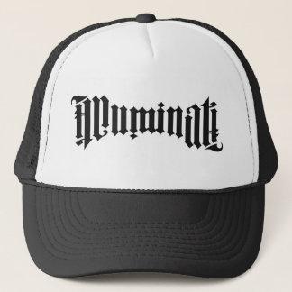 Casquette d'Illuminati conçu par le DJ Dino