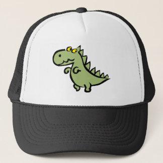 Casquette dinosaure