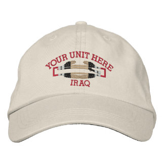 Casquette d'insigne de soldat d'infanterie de