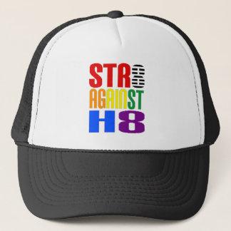 Casquette Directement contre l'allié de la haine LGBT