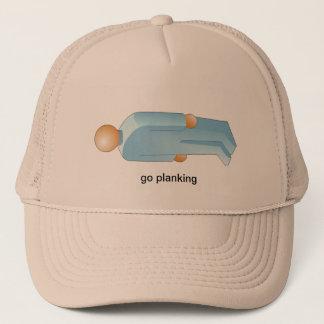 Casquette Disparaissent le Planking
