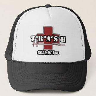 Casquette d'Obamacare de déchets