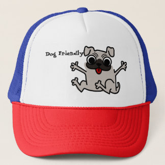 Casquette Dog Friendly trucker hat