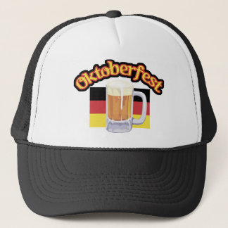 Casquette d'Oktoberfest